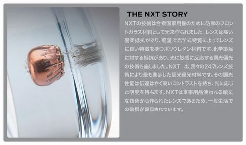 THE NXT STORY